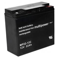 Multipower Blei-Akku MP22,0-12C