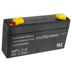 Multipower Pb-Akku MP1,2-6