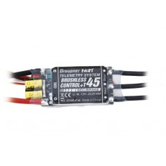 Brushless control + T 45 G3,5