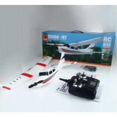 WLToys F949 Cessna lėktuvas 3CH 2.4Ghz 500mm, RTF