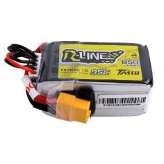 TATTU R-LINE 850mAh / 14.8V 95C (190C max) su XT60