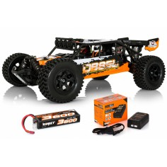 1/8 RTR Orange Desert Buggy type SL w/ Battery & Charger