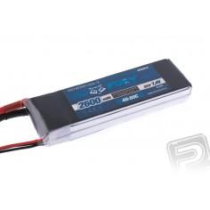 FOXY G3 - LC Li-Pol 2600mAh/7,4V 40/80C 19,2Wh