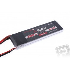 G4 RAY Li-Pol 3250mAh/7,4 30/60C Air pack