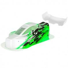 BX10 Bitty design body Green