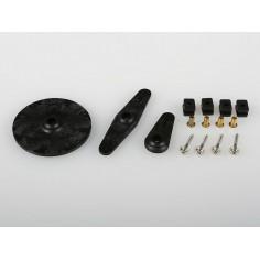 5710 Heavy duty regular horn set Hitec