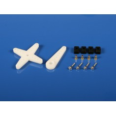 6318 Horn+Hardware Set HS-805BB/805MG/5805MG