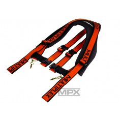 85714 Transmitter strap - Comfort Deluxe (Cross-over strap)