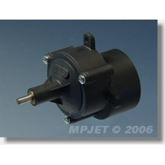 "8012 Gearbox ""400"" STD 3,5:1, Pinion wheel dia.2,3mm"