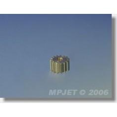 8026 Pinion wheel 11 teeth, dia.2,3mm for 4,1:1, modul 0,5