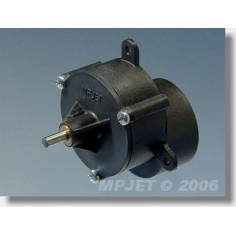 "8042 Gearbox ""300"" STD 4,5:1, Pinion wheel dia.2mm"
