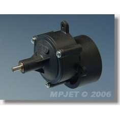 "8101 Gearbox ""480"" STD 3,5:1, Pinion wheel dia.3,2mm"