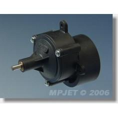 "8102 Gearbox ""480"" STD 3:1, Pinion wheel dia.3,2mm"