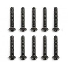 Screws, 3x18 mm BHCS