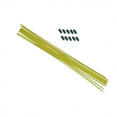 Antenna rod yellow (10 pcs.)