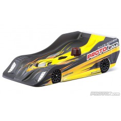 PFR18 PRO-Lite Clear Body fits 1:8 on-road cars