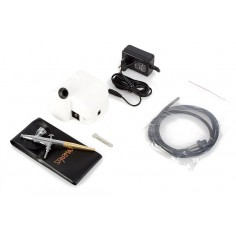 Airbrush set (pistol HB-040 with compressor DC-25)