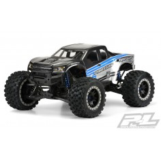 Pre-Cut 2017 Ford Raptor Clear Body for X-MAXX