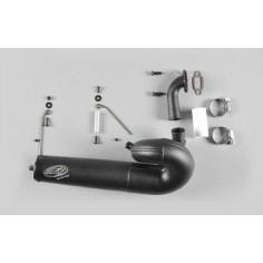FG Steel-Power Tuning pipe Leopard/Sportsline 4WD