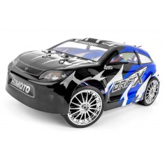 Painted Body 1/18 - Black/Blue