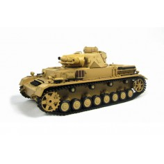 RC tank 1:16 Panzerkampfagen IV Ausf.F-1 with Smoking/Sound