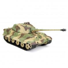 German Tiger I 1:16 SMOKE/SOUND 2.4GHZ LI-ION RTR