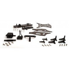 LRP SpeedHornet Pro 2.4 Ghz - Main frame set