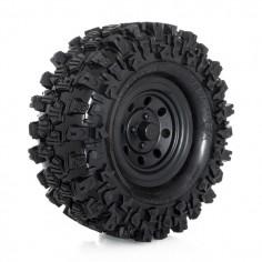"""CLIMBER 1.9"""" Terrain Truck Tires Mounted"""