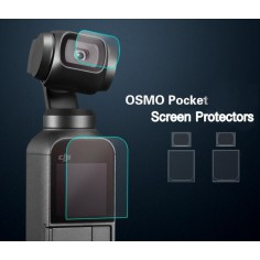 Screen Protector Set for Osmo Pocket