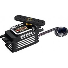 PGS-LH2 Low Profile Brushless Servo SXR (High Voltage)