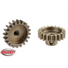 32DP Pinion - Short - Hardened Steel - 20 Teeth - Shaft Dia. 3.17mm