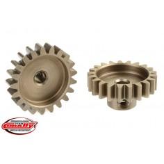 32DP Pinion - Short - Hardened Steel - 21 Teeth - Shaft Dia. 3.17mm