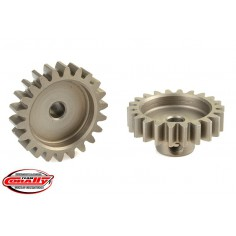 32DP Pinion - Short - Hardened Steel - 22 Teeth - Shaft Dia. 3.17mm