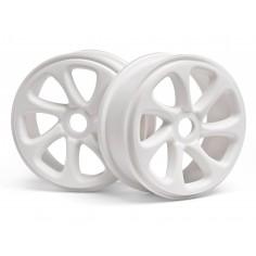 White Turbine Wheels (pr)