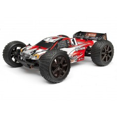Trimmed and painted Trophy Truggy Flux 2,4Ghz RTR body