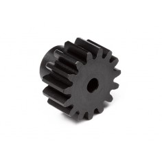 Pinion gear 15 tooth (1m/3mm shaft)