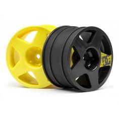 Fifteen 52 tarmac wheel set