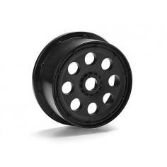 OUTLAW WHEEL BLACK (120x60mm/-4mm OFFSET/2pcs)l.