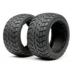 TARMAC BUSTER TIRE M COMPOUND (170x80mm/2pcs)
