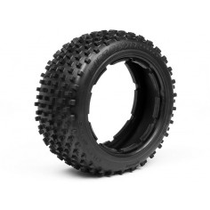 DIRT BUSTER BLOCK TIRE H COMPOUND (170x60mm/2pcs)