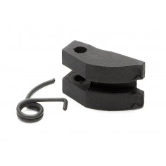 TEFLON CLUTCH SHOE AND SPRING SET (NITRO 3)