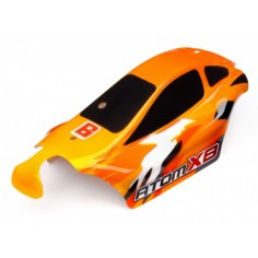 Maverick painted & cut XB buggy body