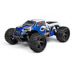 Monster Truck painted body blue (Ion MT)