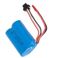 WL Toys 1000mAh 6.4V Li-Ion akumliatorius