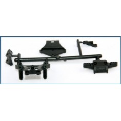 LRP S10 Twister Front Chassis Plastics 124003