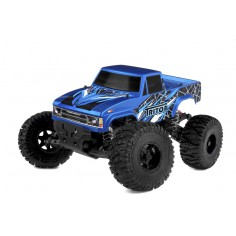 TRITON SP - 1/10 Monster Truck 2WD - RTR - Brushed Power - No Battery - No Charger