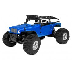 MOXOO SP - 1/10 Monster Truck 2WD - RTR - Brushless Power 2-3S - No Battery - No Charger