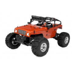 MOXOO XP - 1/10 Monster Truck 2WD - RTR - Brushless Power 2-3S - No Battery - No Charger