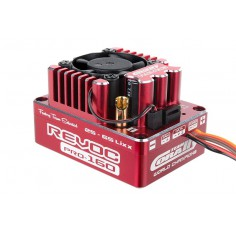 "Revoc PRO 160 ""Racing Factory"" - 2-6S Esc For Sensored And Sensorless Motors - 160A"