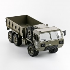 FAYEE FY004A 1/16 2.4G 6WD Military Truck Rock Crawler RTR
